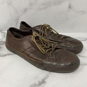 Frye Men's Greene Low Lace Sneakers Size 11